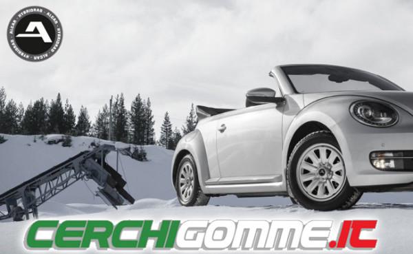 Alcar Hybridrad: design anche per i cerchi in acciaio