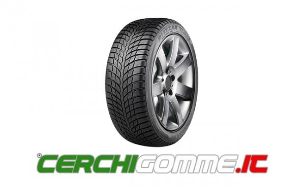 Bridgestone Lm32: la gomma da neve per grandi vetture