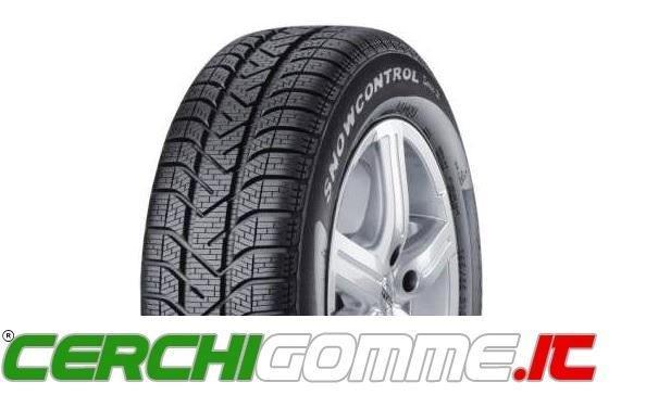 Pneumatici invernali Pirelli: il modello Snowcontrol 3 ECO W 190