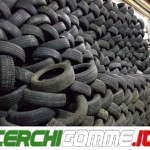 smaltimento dei pneumatici