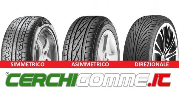 Simmetrico, Asimmetrico o Direzionale? Scegli il pneumatico adatto a te!