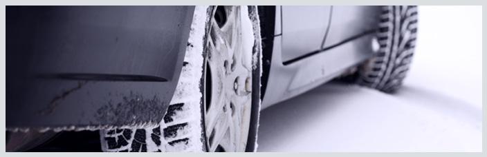 Montare due pneumatici invernali al posto di quattro? Sbagliatissimo!