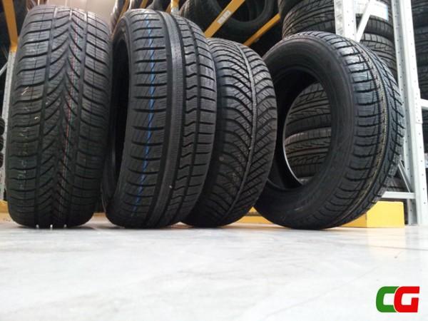 Differenza tra pneumatici all-season e pneumatici invernali: quale e quando conviene
