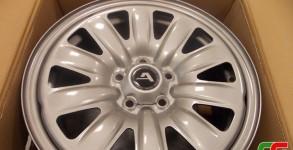 cerchi in ferro Alcar hybridrad