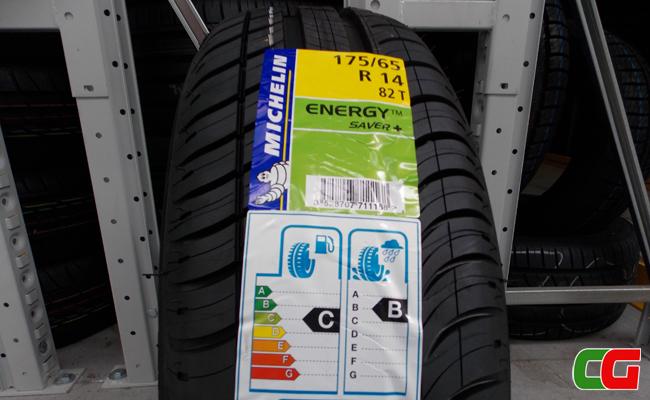 Michelin energy saver il nuovo pneumatico estivo di michelin for Energy saver plus