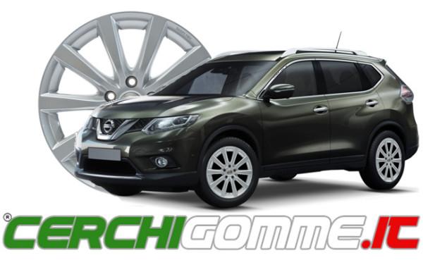 Cerchi e gomme per Nissan X-Trail: l'offerta completa di Cerchigomme.it