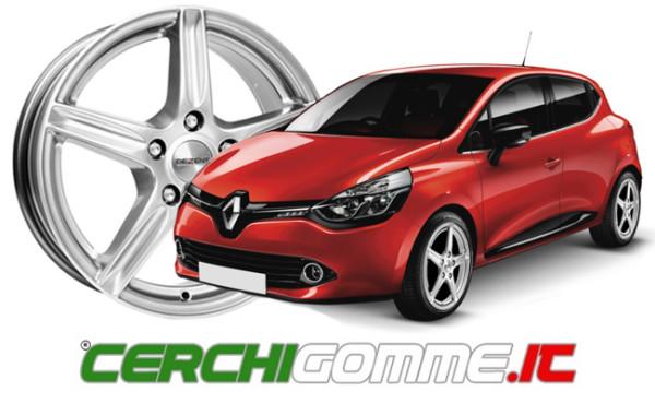 Gomme e Cerchi per Renault Clio: tutta l'offerta disponibile su Cerchigomme.it