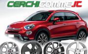 Cerchi e gomme per Fiat 500X: il nuovo crossover tutto italiano