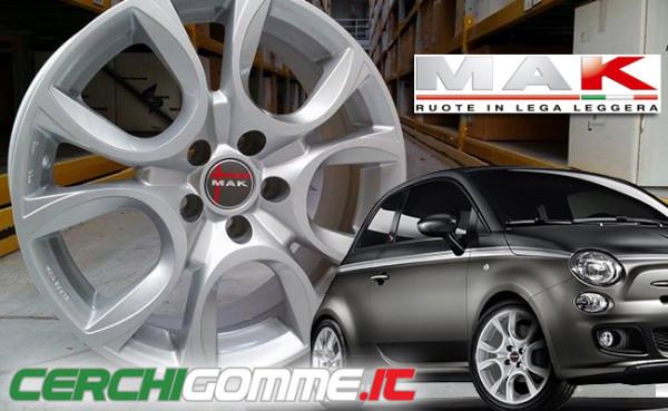 MAK Torino: i cerchi in lega per Fiat e Alfa Romeo