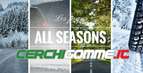 pneumatici quattro stagioni