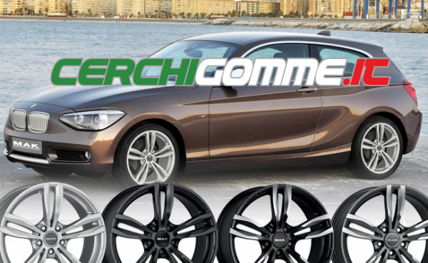 Cerchi in lega per BMW: vi presentiamo il modello MAK LUFT