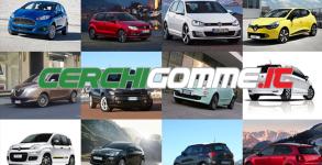 auto più vendute 2015